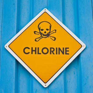 chlorine toxic